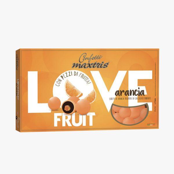 MAXTRIS LOVE FRUITS ARANCETTE
