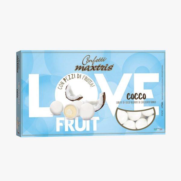 MAXTRIS LOVE FRUITS COCCONETTE