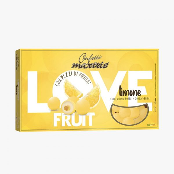MAXTRIS LOVE FRUITS LIMONCETTE