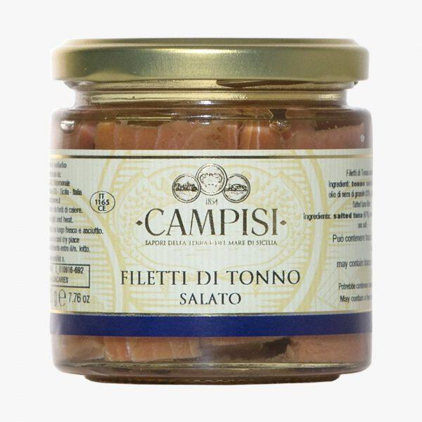 Campisi Filetti di tonno salato