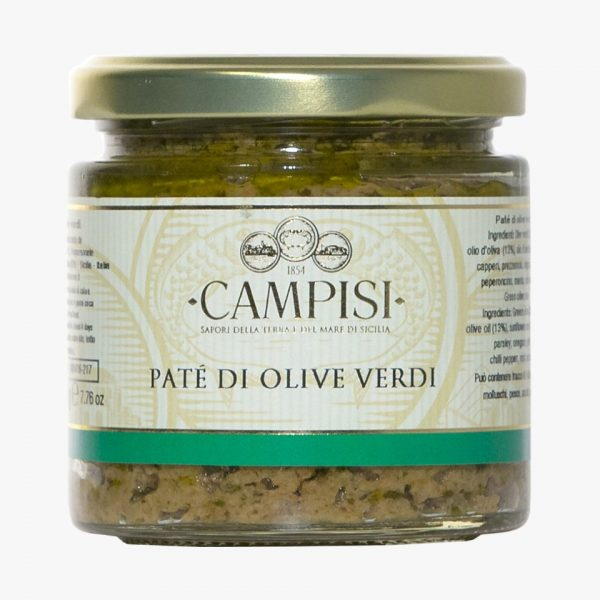 Campisi Patè di olive verdi
