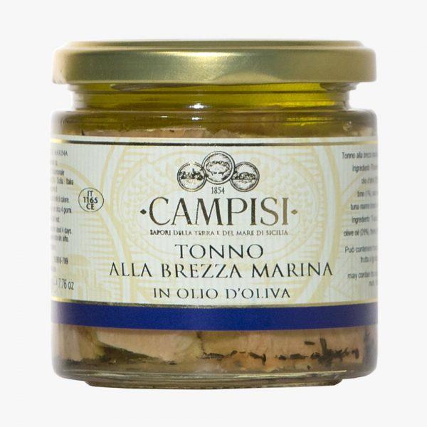 Campisi Tonno alla brezza marina in olio di oliva