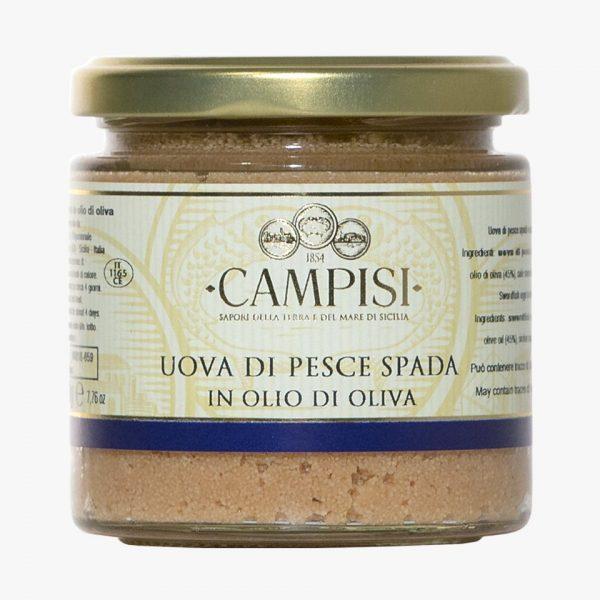 Campisi Uova di pesce spada in olio di oliva