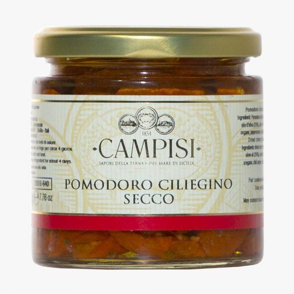 Campisi Pomodoro ciliegino secco sotto olio