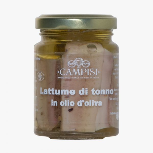 Campisi Lattume di tonno in olio di oliva
