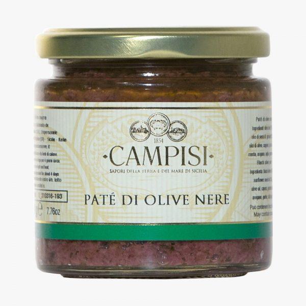 Campisi Patè di olive nere