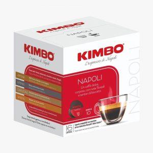 KIMBO DOLCE GUSTO NAPOLI