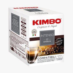 KIMBO | A Modo Mio | MISCELA INTENSO
