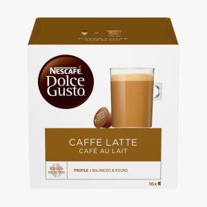 NESCAFE DOLCE GUSTO CAFFE LATTE