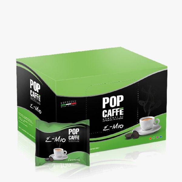 POP CAFFE A MODO MIO CREMOSO