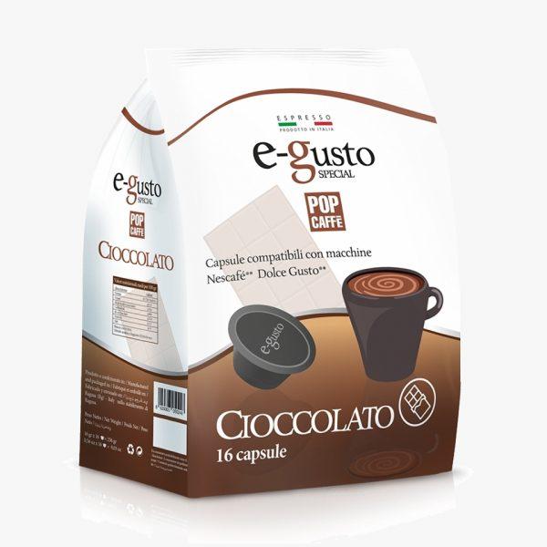 POP CAFFE DOLCE GUSTO CIOCCOLATO