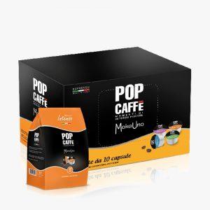 POP CAFFE MOKAUNO INTENSO