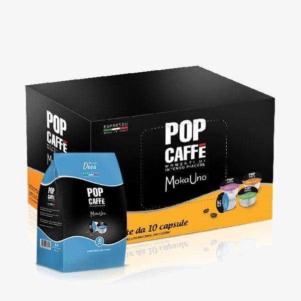 POP CAFFE MOKAUNO DEK