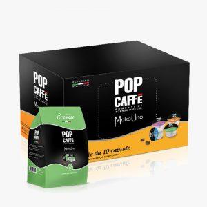POP CAFFE MOKAUNO CREMOSO