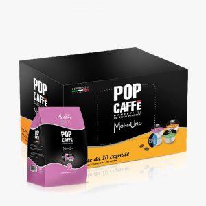 POP CAFFE MOKAUNO ARABICO