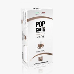 POP CAFFE NESPRESSO CAPPUCCINO