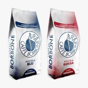 BORBONE CAFFE IN GRANI MIX 2 MISCELE